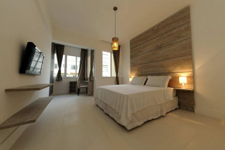 Спальня в квартире 2