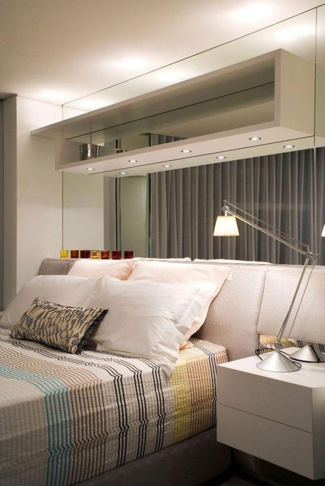 Спальня в квартире 123