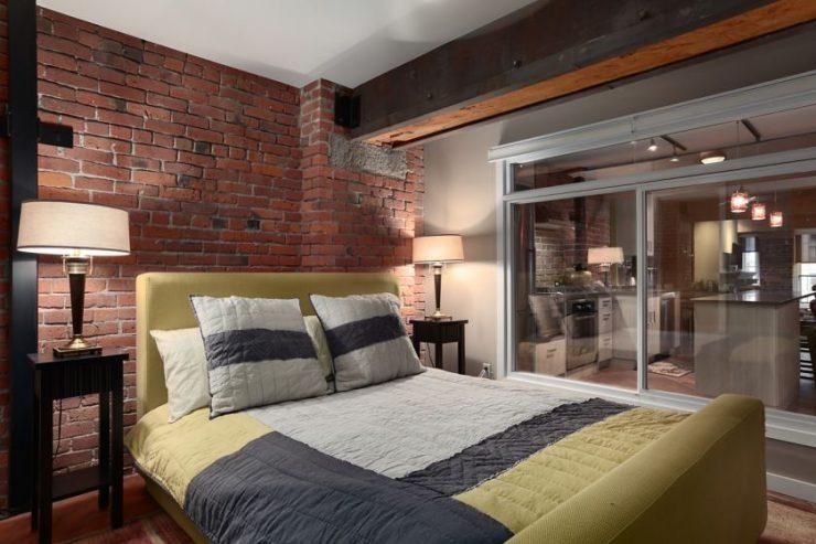 Спальня в квартире 26