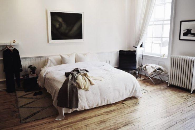 Спальня в квартире 24