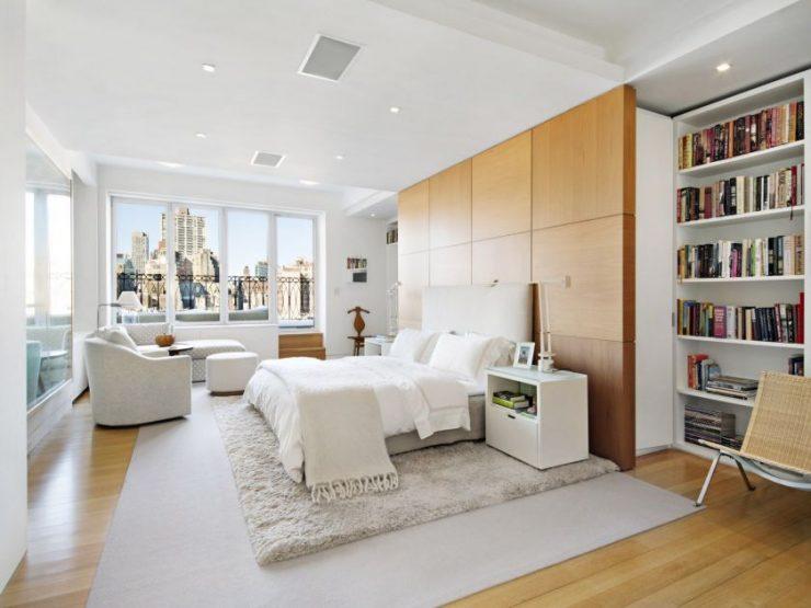 Спальня в квартире 23