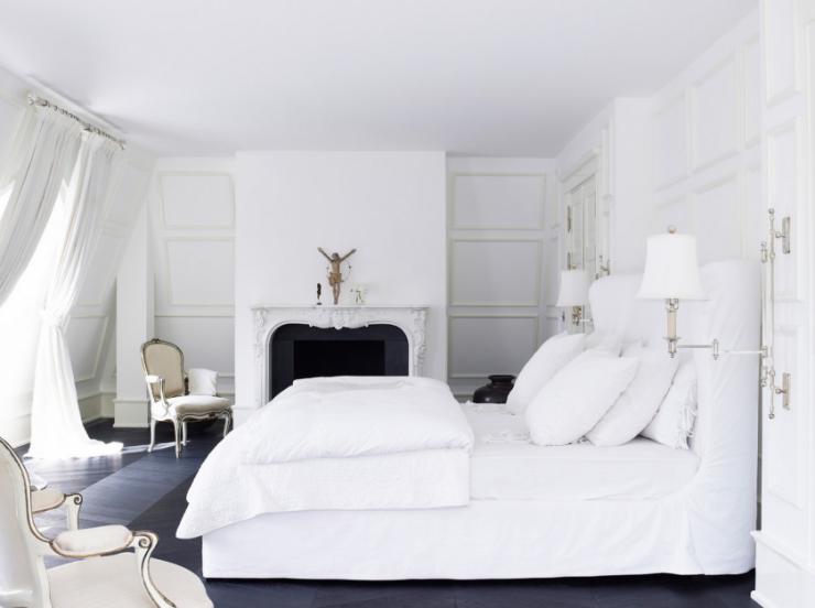 Белая спальня 1
