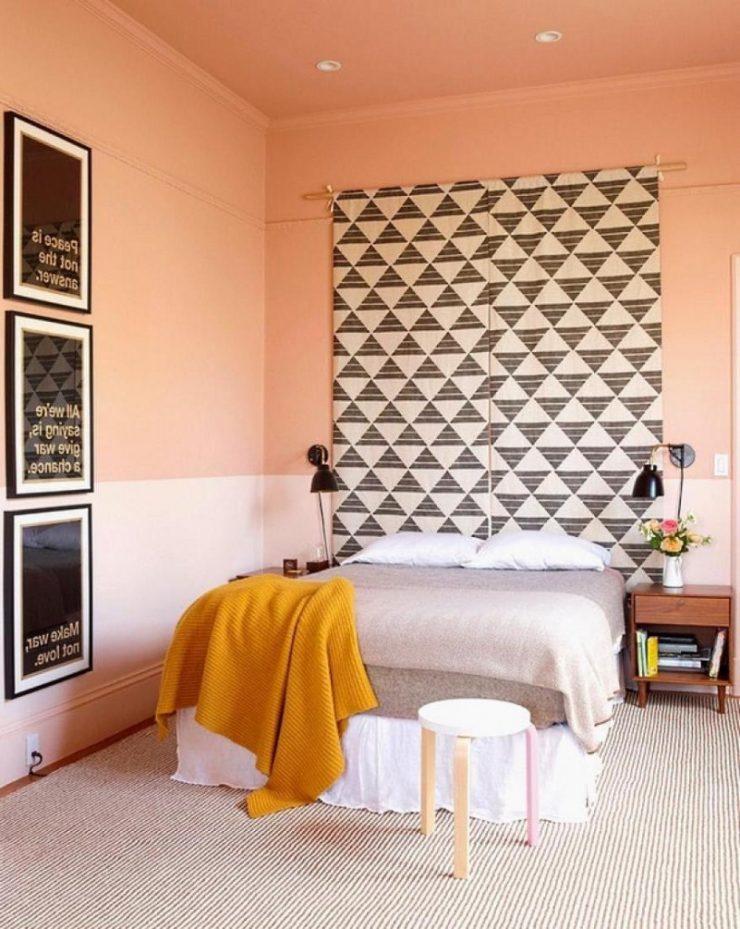Персиковая спальня 24