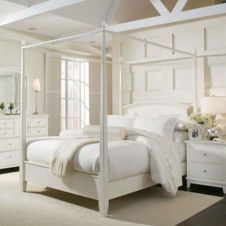 Белая спальня 5