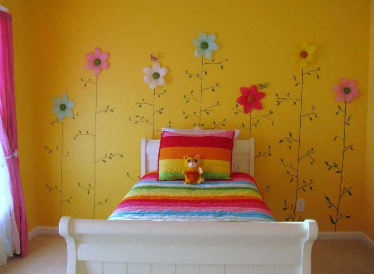 Детские спальни 01