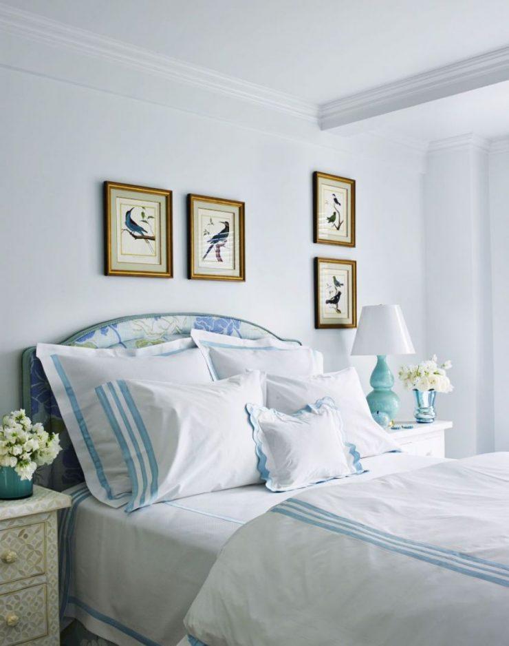 Как украсить спальню 5