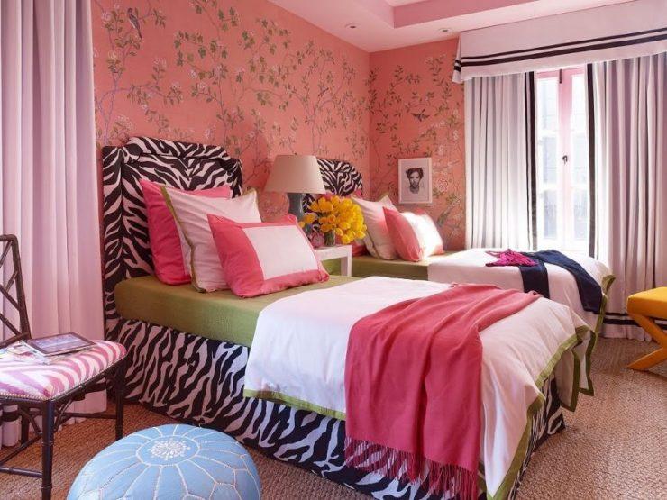 Персиковая спальня 38