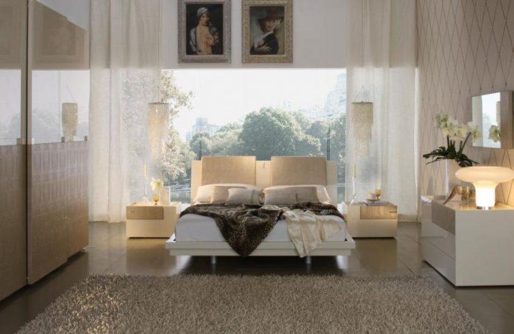 Модульные спальни