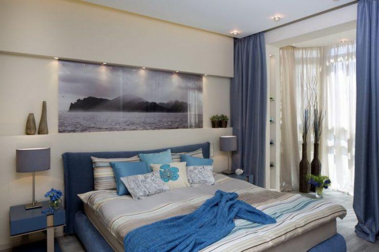 Декор спальни 19
