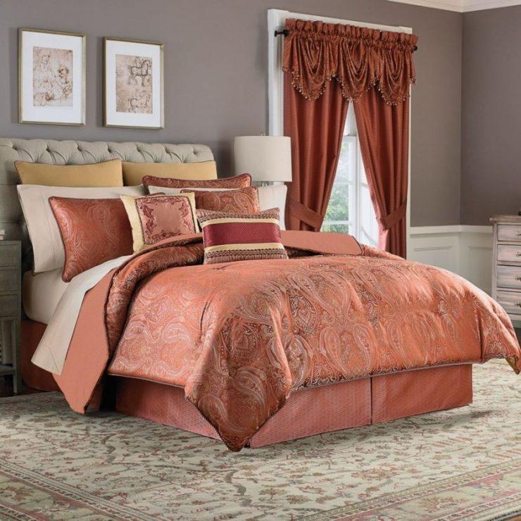 Персиковая спальня 34