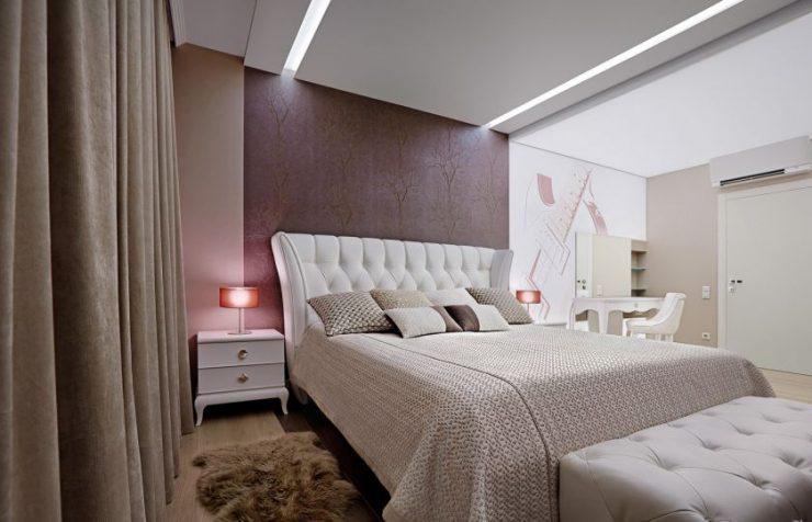 Лиловая спальня 4