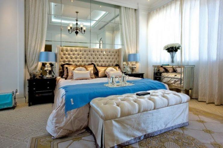 Как украсить спальню 4