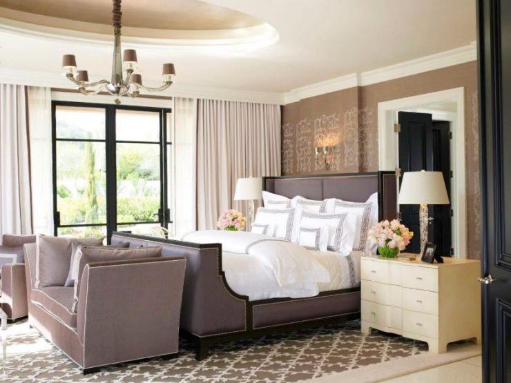 Как украсить спальню 7
