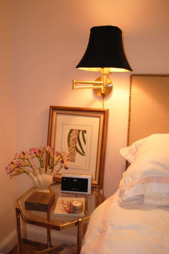 Персиковая спальня 41
