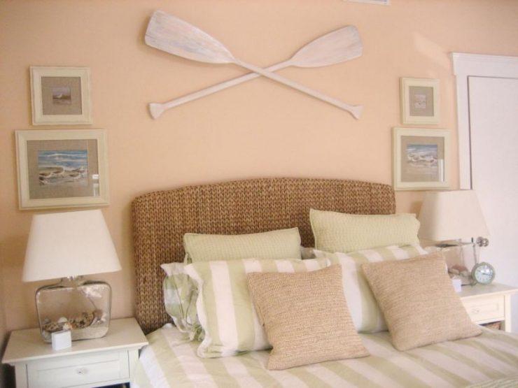 Персиковая спальня 12