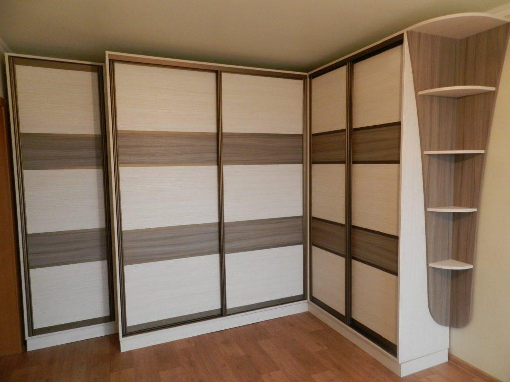 шкафы купе в спальню 170 фото дизайна встроенные и угловые шкафы