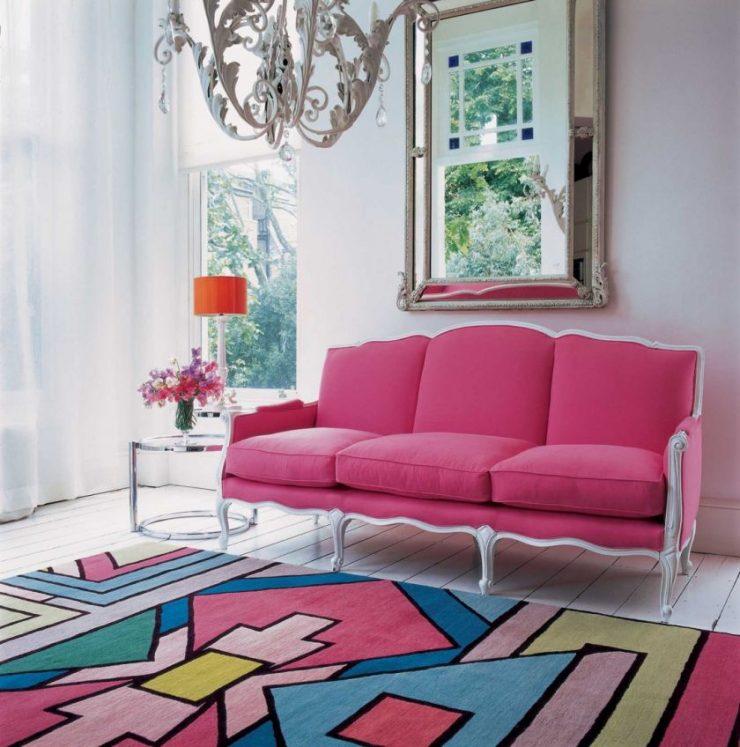 Ковер в гостиную, как правильно выбрать: размер, цвет, материал? 100 фото-новинок!