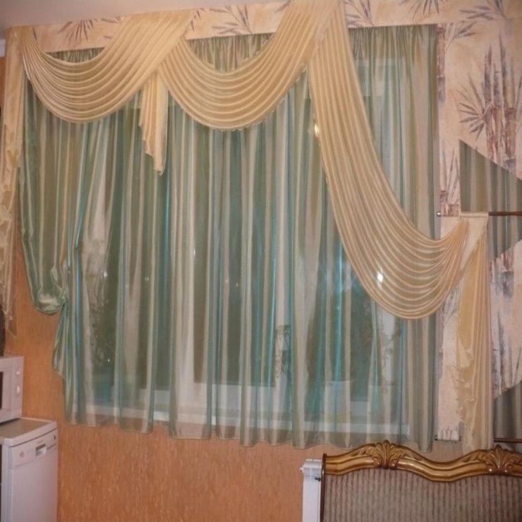 Как сшить шторы фото