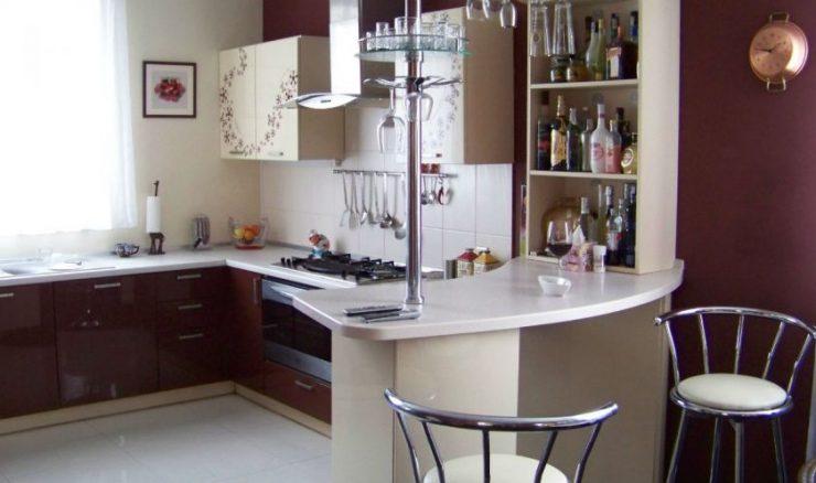 барная стойка для кухни 110 фото идей как ее разместить барную