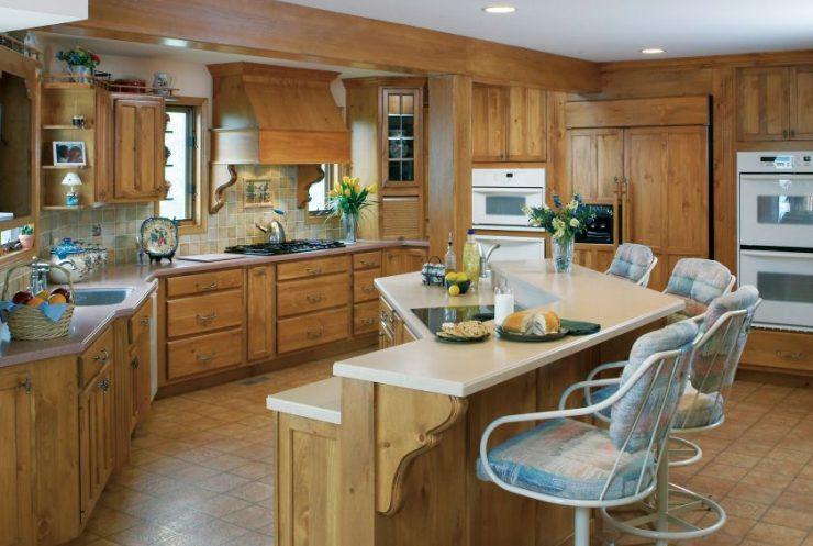 Красивые кухни своими руками фото 618