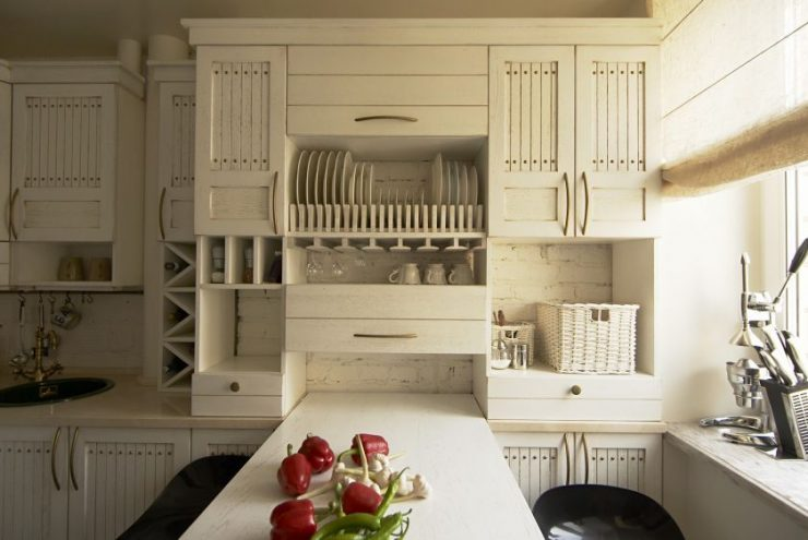 Кухни небольшие дизайн проекты