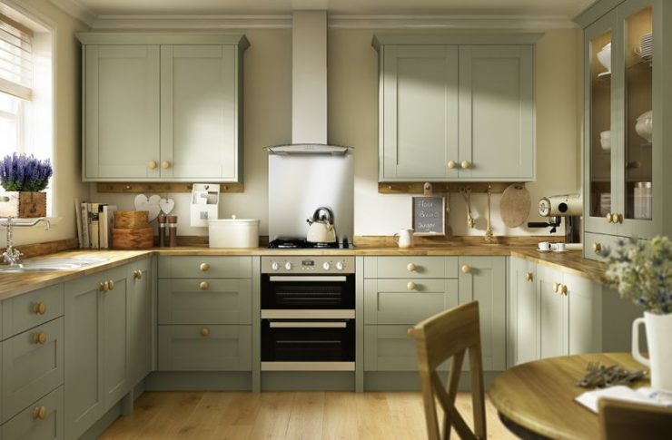 Кухня 8 кв. м.