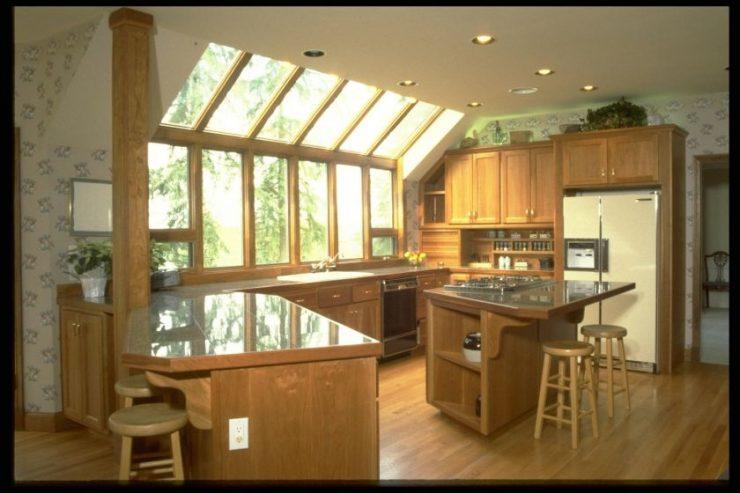 Идеи для кухни фото для частного дома