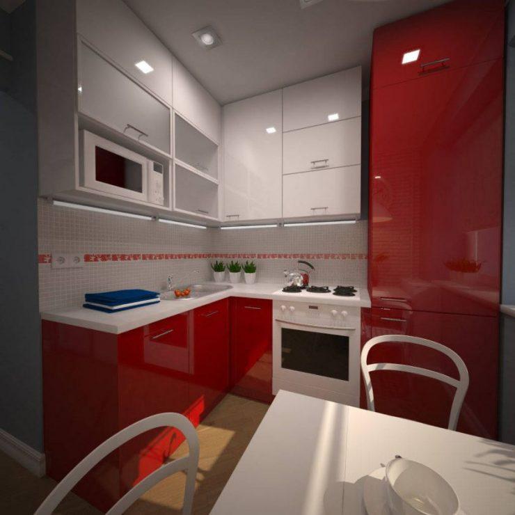 Дизайн кухни студии хрущевка дизайн