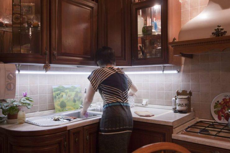 Дала на кухне своими руками