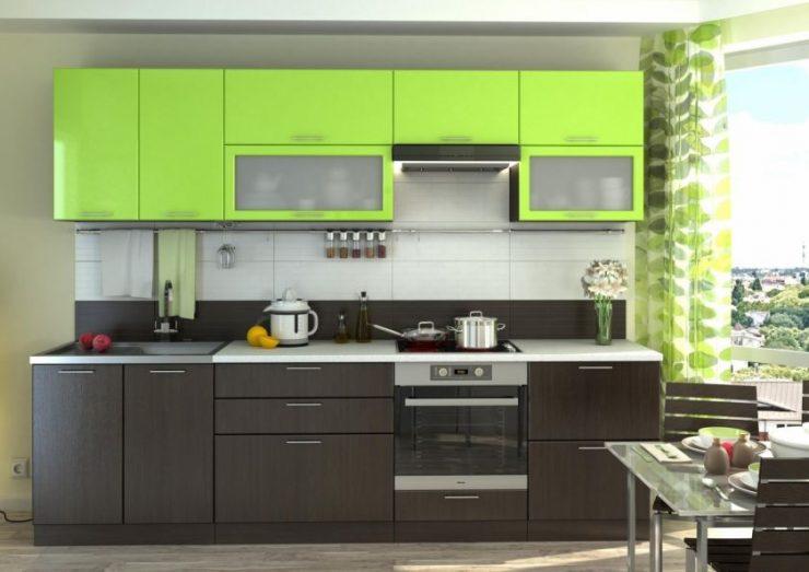 прямые кухни 88 фото идей безупречного и удобного дизайна