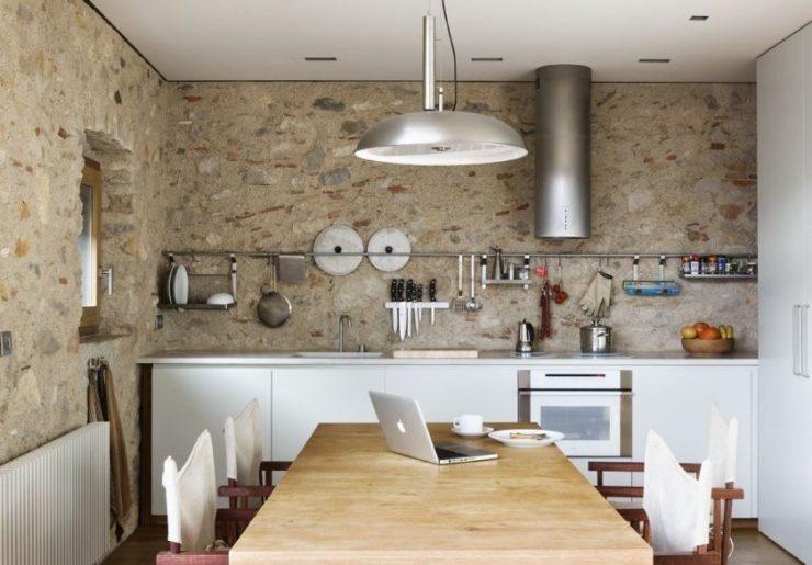 Рейлинги для кухни  удобство и функциональность на кухне. 100-фото новинок! f45e5c435df