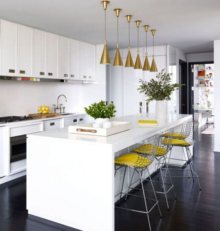 40 Best White Kitchens Design Ideas  Pictures of White