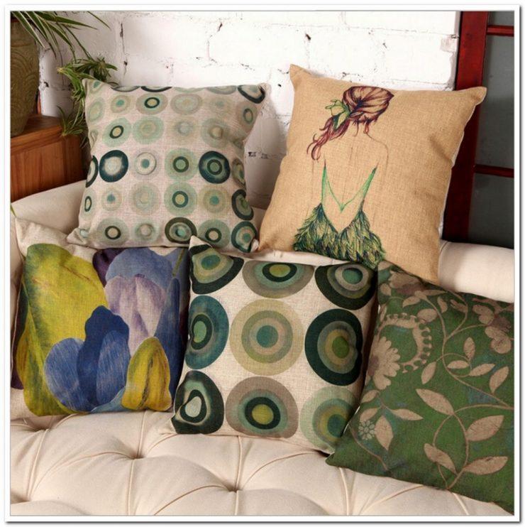 Варианты декоративных подушек своими руками фото 92