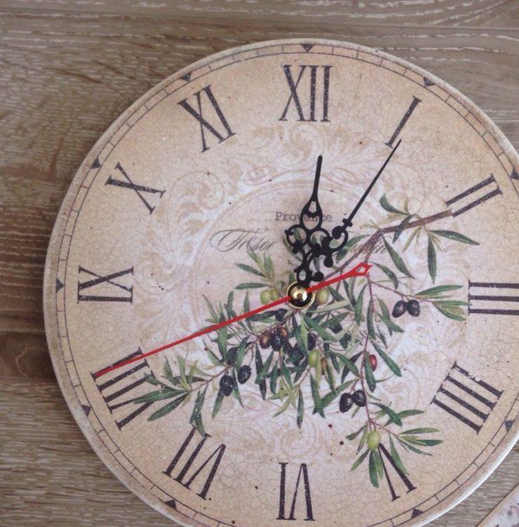 25 фото декупажа часов своими руками (Пошаговая инструкция)