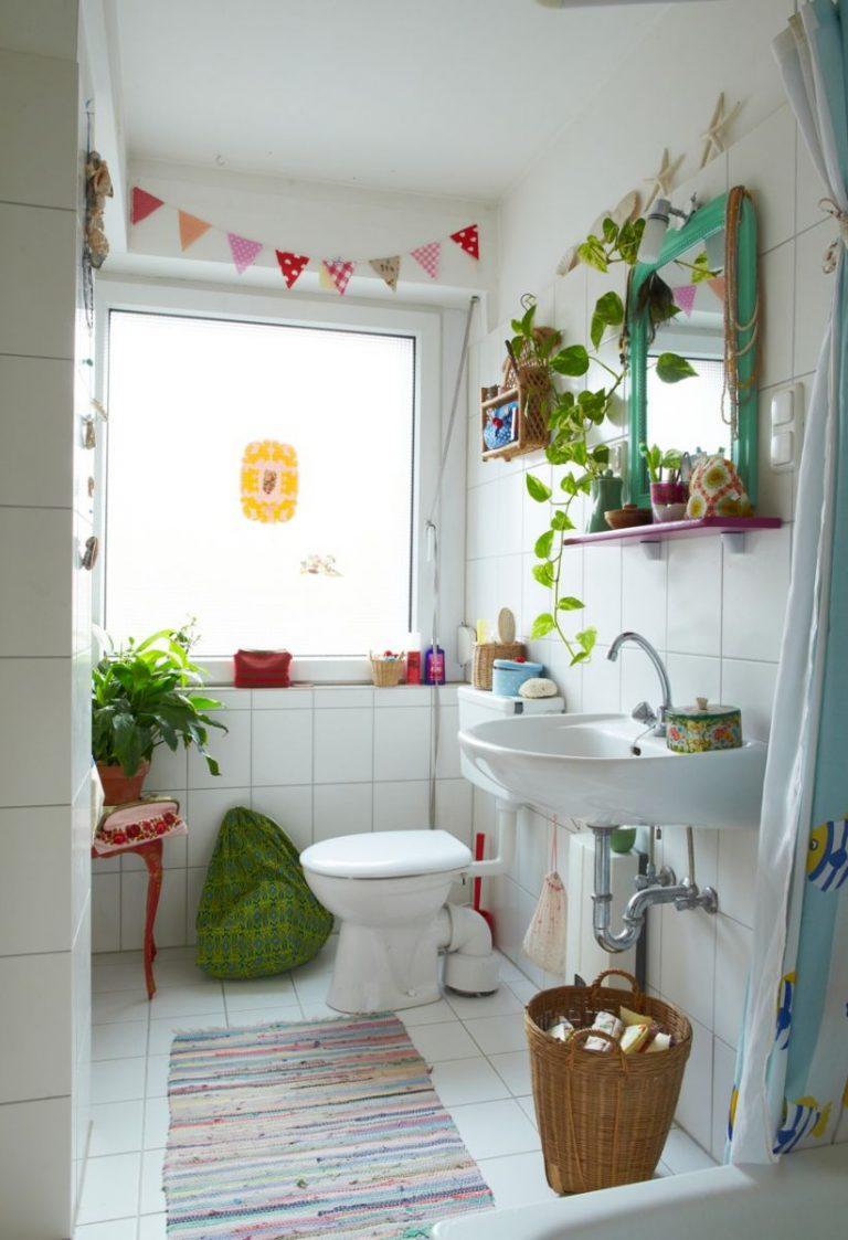 Интерьер для ванных комнат своими руками