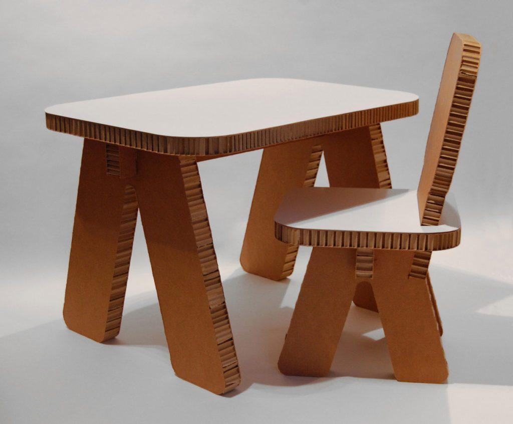 Мебель из картона своими руками фотогалерея