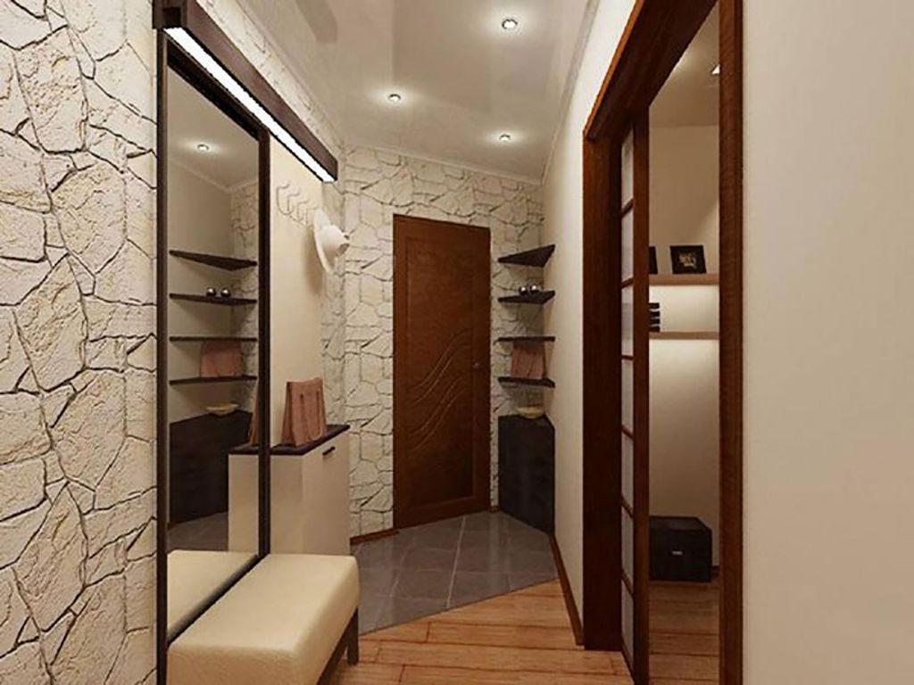 Дизайн прихожей в квартире своими руками не дорогой
