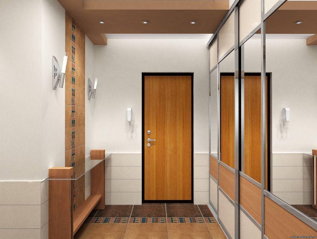 Дизайн квартир своими руками коридор