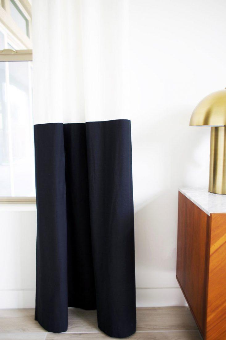 Extra long curtains ikea