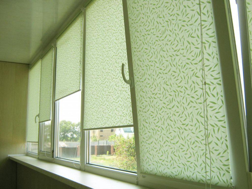 Ролеты из ткани на окна своими руками 92