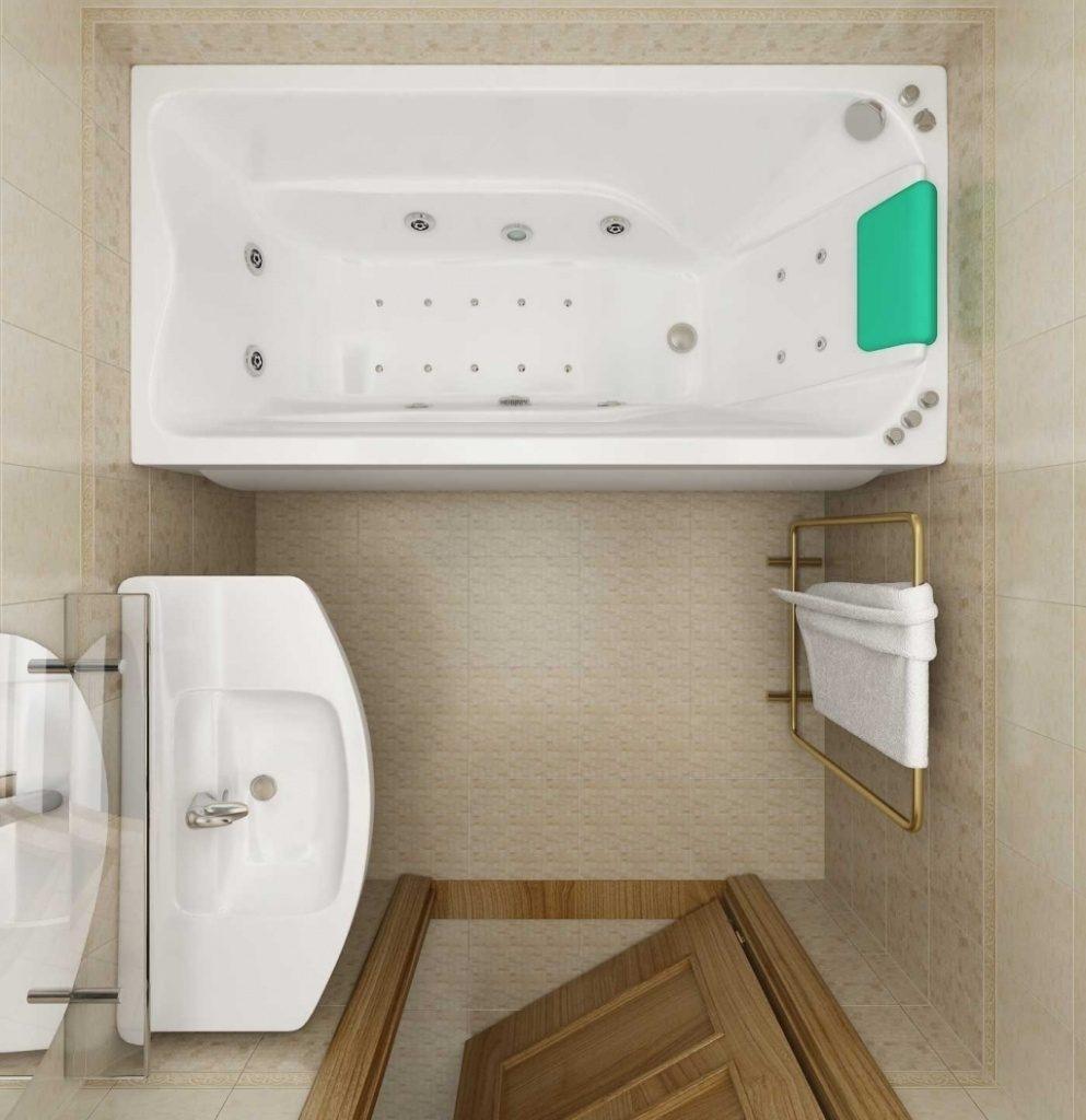 Маленькая ванная 3 кв метра дизайн