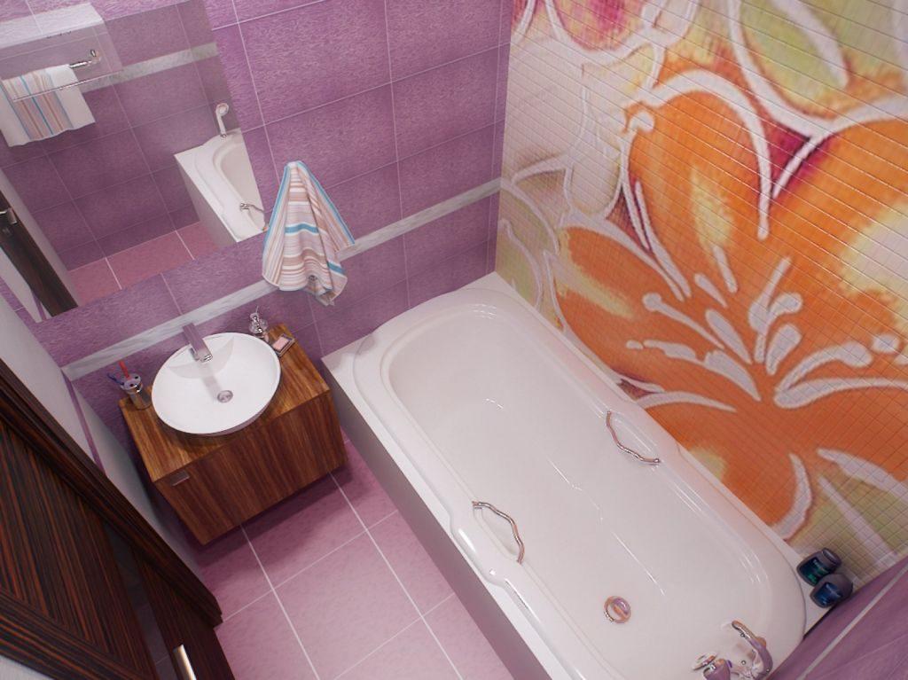 Ремонт ванной под ключ москва
