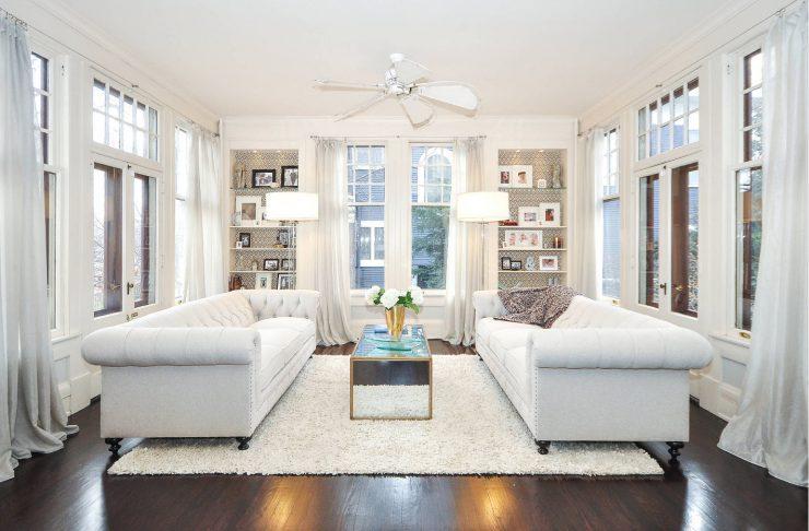 Шторы в зал 2020 года — 150 фото лучшего дизайна. Варианты идеального сочетания в интерьере гостиной.