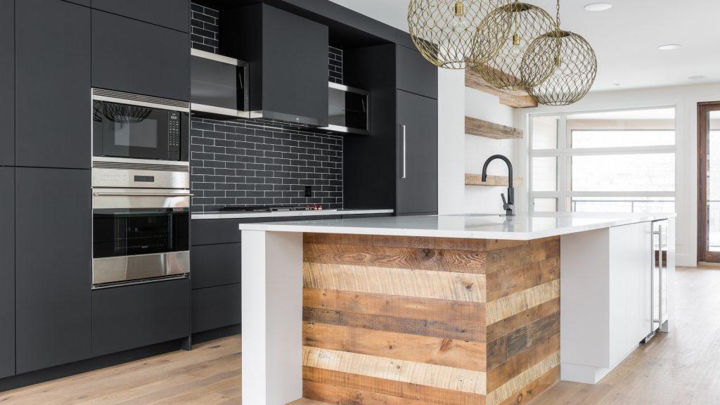 модные цвета кухонь 2019