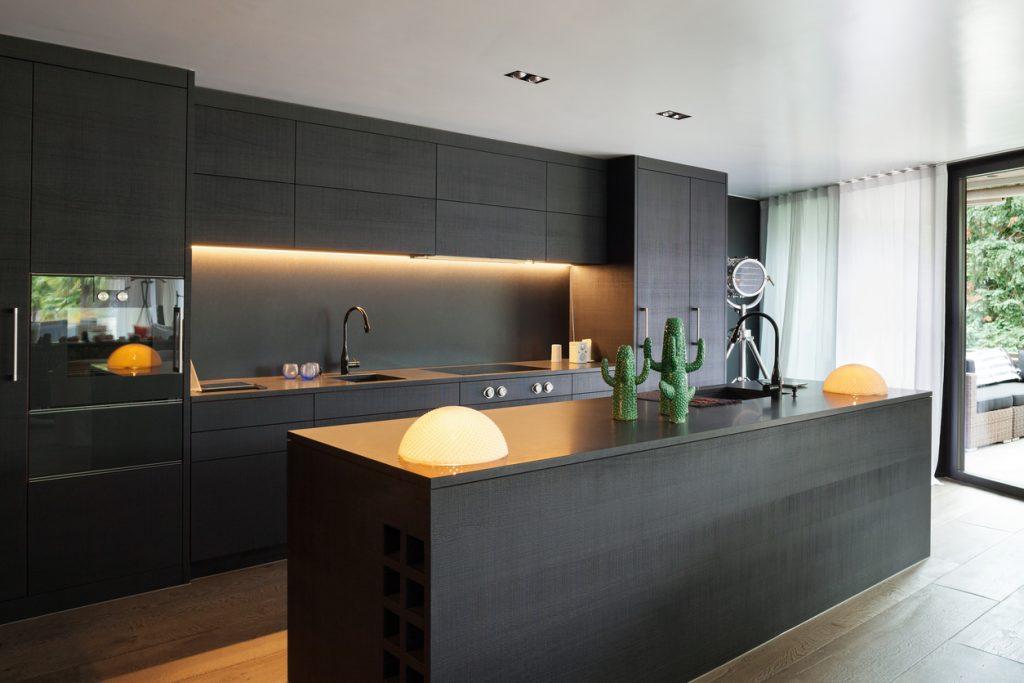 Дизайн кухни – тенденции 2019 года