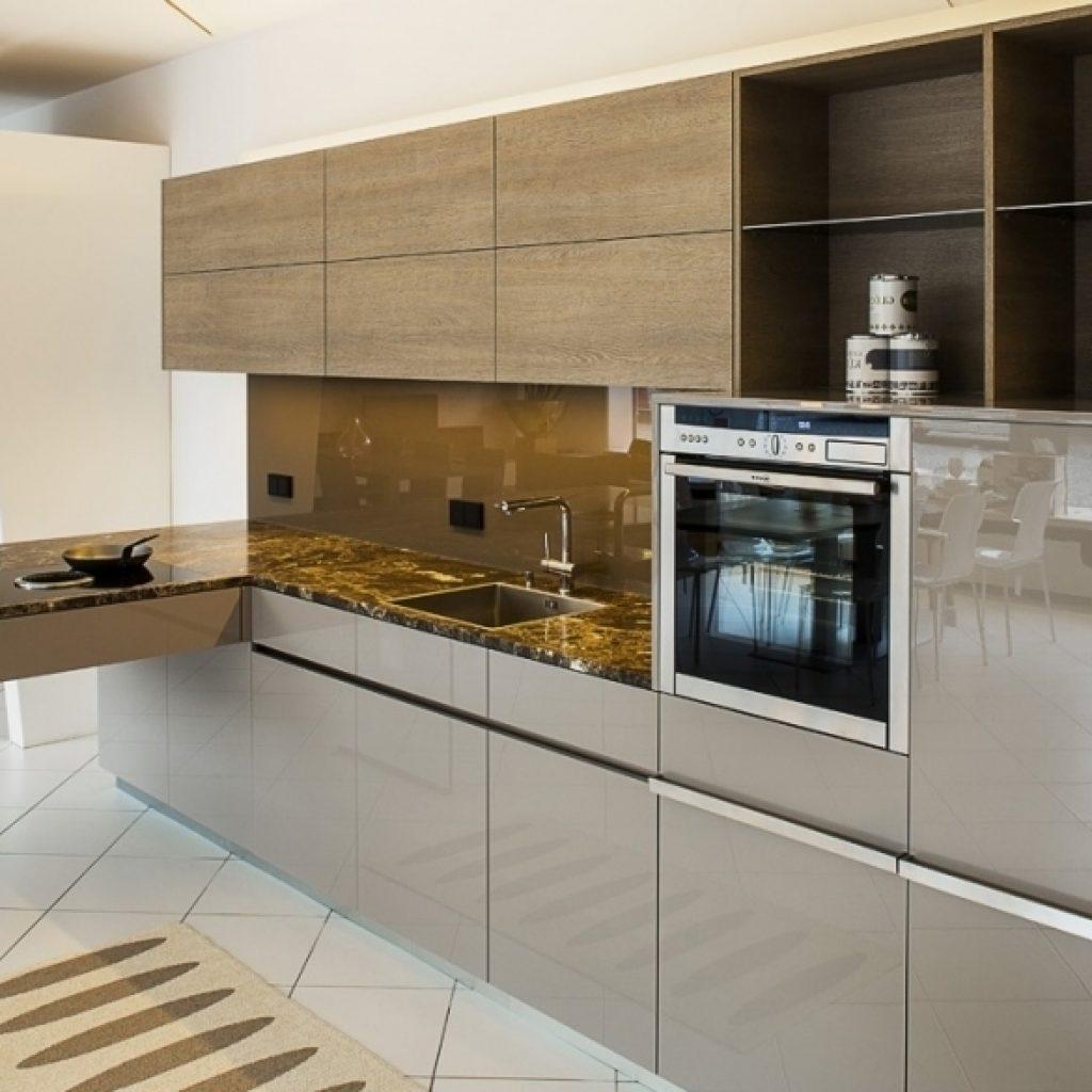 интерьер кухни 2019