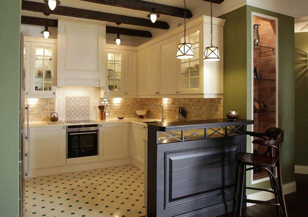 Дизайн кухни 2019 тенденции - 100 фото новинок интерьера кухни