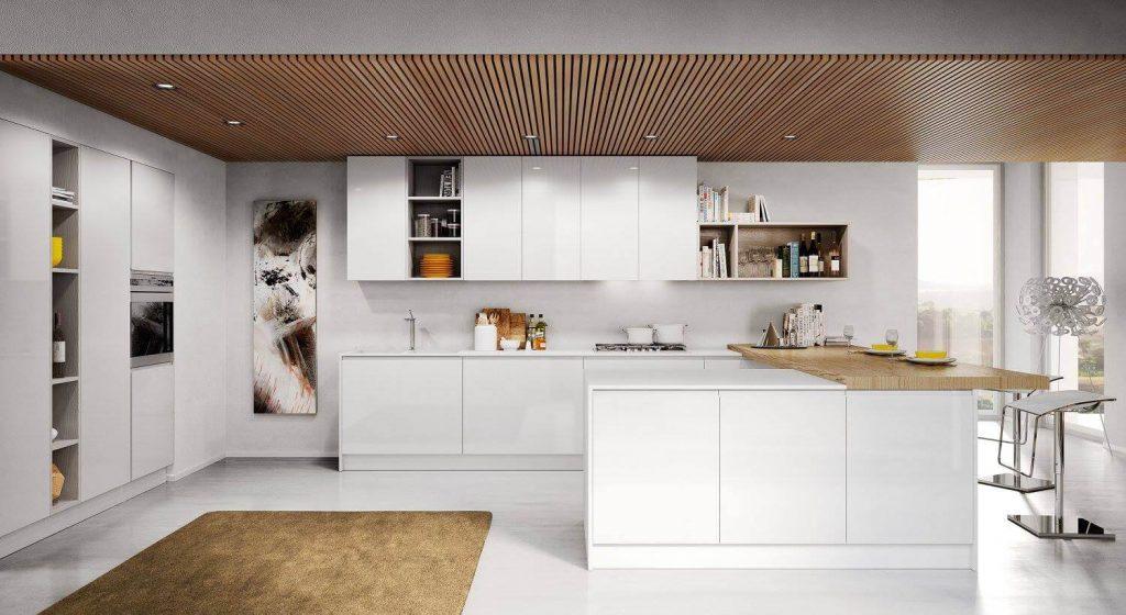 тренды кухни 2019