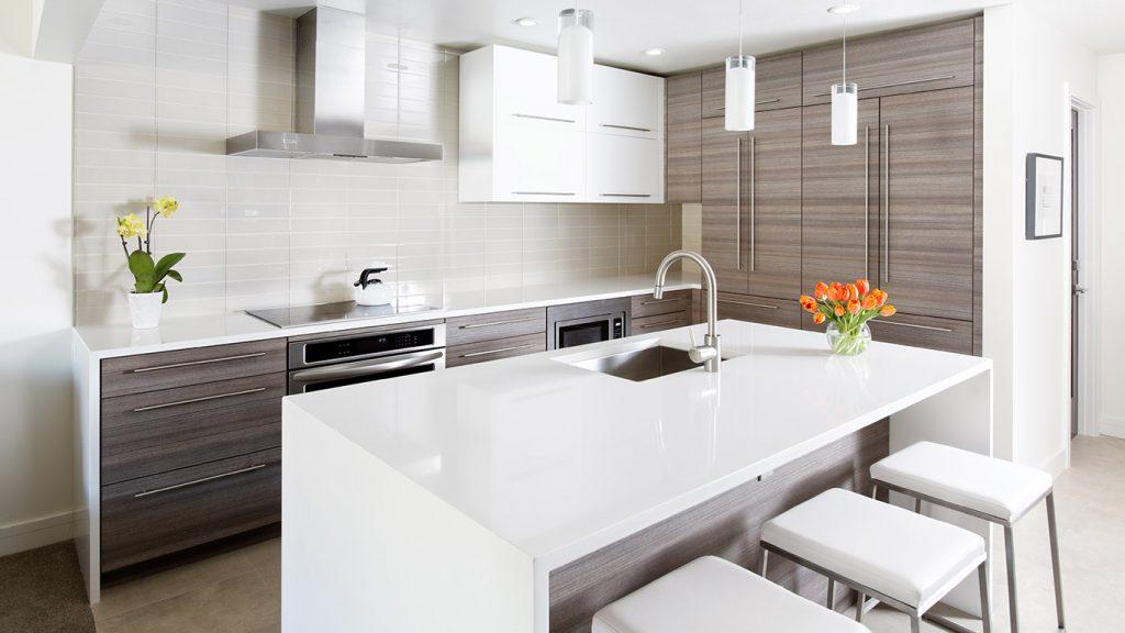 новый дизайн кухни на 2019 год