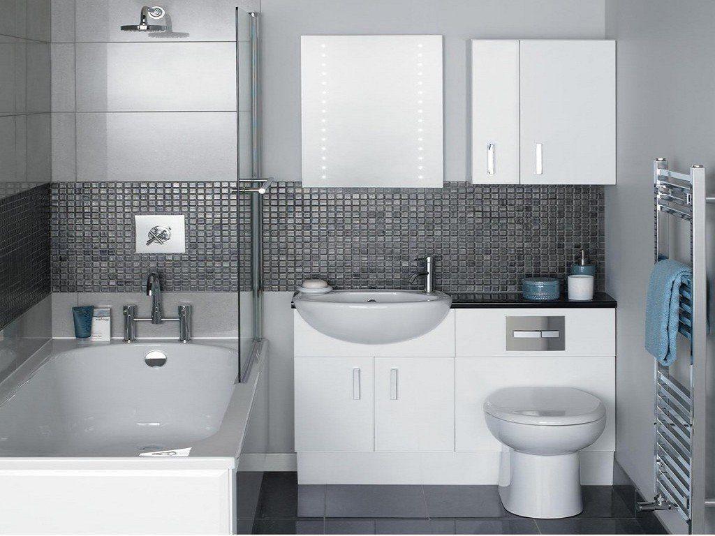 Оформление ванной комнаты 2019